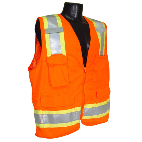 Two-Tone Surveyor Safety Vest, Class 2 from Radians