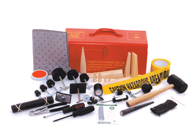 "Series ""D"" Drum Repair Kit from Edwards and Cromwell"