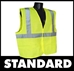 Economy Class 2 Safety Vest from Radians