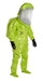 Tychem 10000 Level A Encapsulated Suit (NFPA 1994, Class 2) w/ Expanded Back, Rear Entry from DuPont