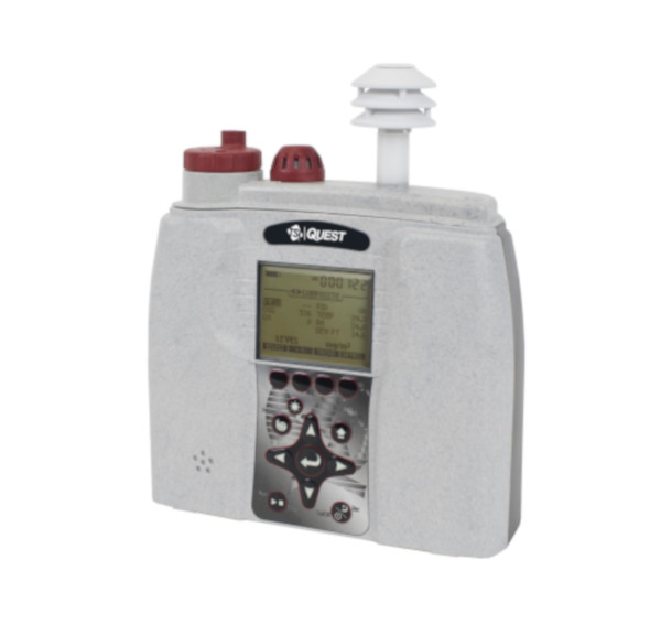 Quest EVM-3 Real-Time Direct Reading Particulate Monitor from TSI