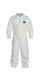 Tyvek 400 Coverall Elastic Wrists & Ankles from DuPont