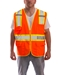 Job Sight Two-Tone Vest - V7385