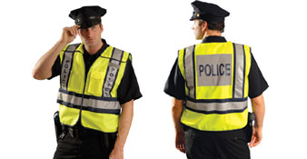 Public Safety Police Vest from Occunomix