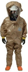 Zytron 300 Total Encapsulating Level B Splash Suit from Kappler