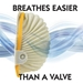 AirFlow® by Moldex - Breathes Easier Than A Valve