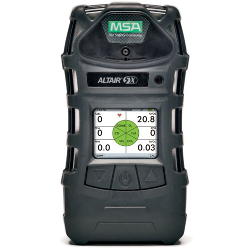 ALTAIR 5X Multigas Detector from MSA