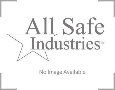 Wide Steel Folding Cot w/ Mattress from Blantex