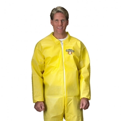 ChemMax 1 Coverall w/ Elastic Wrists and Ankles