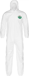 MicroMAX NS coveralls w/ Hood and Elastic Wrists and Ankles  CTL428-MD, CTL428-LG, CTL428-XL, CTL428-2X