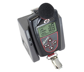Quest Edge 4 Personal Noise Dosimeter from TSI