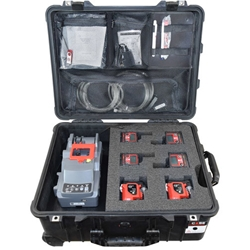 GX-3R Confined Space inCase Calibration Kit w/ SDM Calibration Station