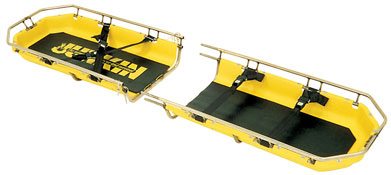 Break-Away Plastic Stretcher