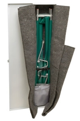 Easy Fold Stretcher Kit from Junkin Safety