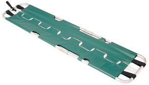 Flat Break-Away Stretcher from Junkin Safety