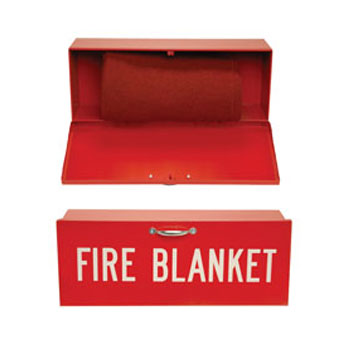 Fire Blanket Kit from Junkin Safety