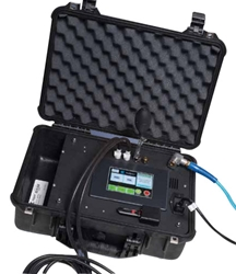 Digital Pressure Test Kit for Level A Hazmat Suits from Kappler