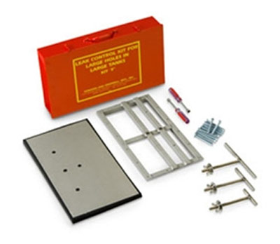 "Series ""F"" The Roll-Over Leak Control Kit from Edwards and Cromwell"