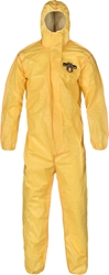 ChemMax 1 Coverall w/ Attached Hood, Elastic Wrists and Ankles from Lakeland Industries