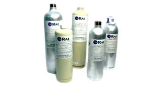 Dry Air 0 ppm Calibration Gas, 34L from RAE Systems by Honeywell