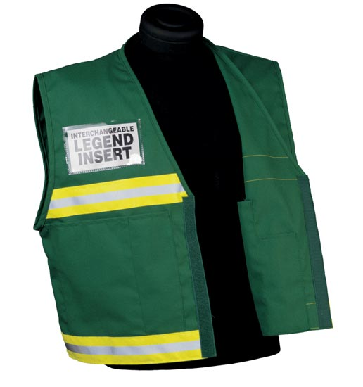 4700 Series Incident Command Vest