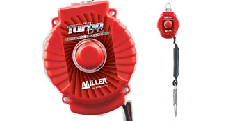 6 ft. TurboLite Personal Fall Limiter (ANSI Z359-2007) from Miller by Honeywell