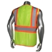 Two-Tone Mesh Safety Vest, Class 2 - LHV-5ANSI-CT