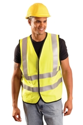 ANSI Class 2 Flame Resistant Dual Solid Vest from Occunomix