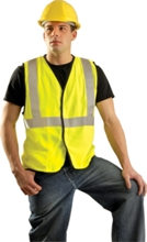 Premium Flame Resistant Solid Vest from Occunomix