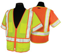 Ultra-Cool Mesh Class 3 Surveyors Vest from ML Kishigo