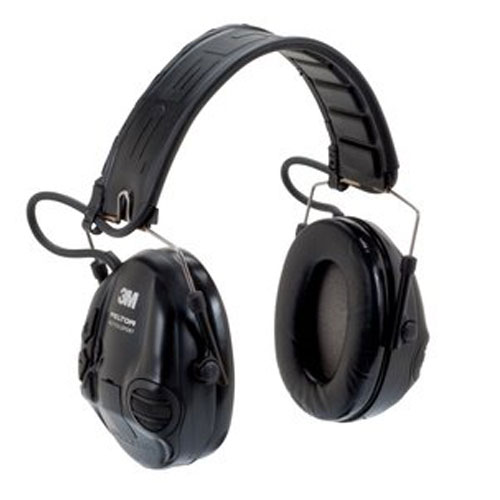 Tactical Sport Electronic Headset from Peltor by 3M