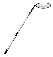 "12"" Convex Truck Inspection Mirror from Lester L. Brossard Company"