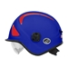 A10 Ambulance & Paramedic Rescue Helmet w/ Retractable Eye Protector - 813-32