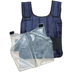 Phase Change Cooling Vest And Packs