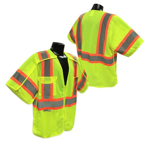 Breakaway Surveyor Safety Vest, Class 3  from Radians