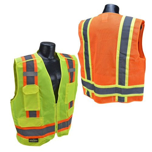 Breakaway Type R Surveyor Safety Vest, Class 2 from Radians
