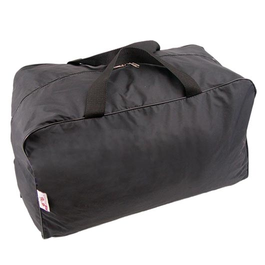 Black Duffel Bag from R&B Fabrications