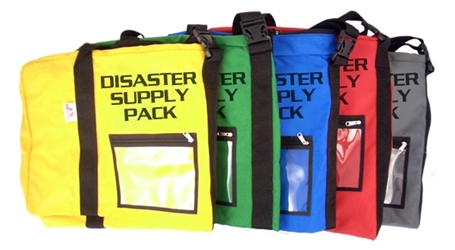 Disaster Supply Pack from R&B Fabrications