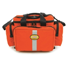 Intermediate Trauma Bag w/Tuff Bottom - Orange from R&B Fabrications