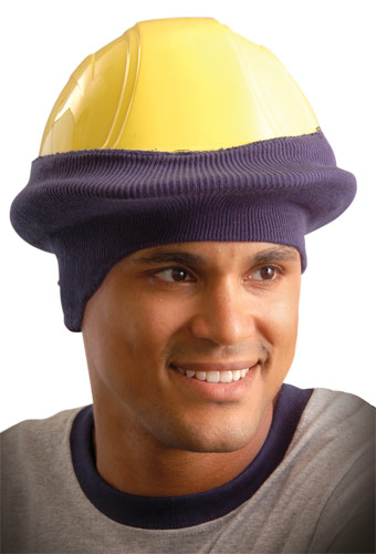 Classic Hard Hat Tube Liner (Pack of 6) from Occunomix