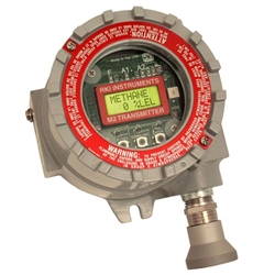M2A Stand Alone Non-Explosion Proof Transmitter from RKI Instruments