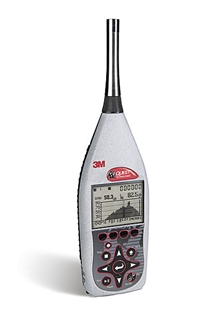 Quest SoundPro Sound Level Meter