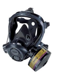 Survivair Opti-Fit Tactical Gas Mask from Honeywell