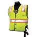 Fall protection vest - front view