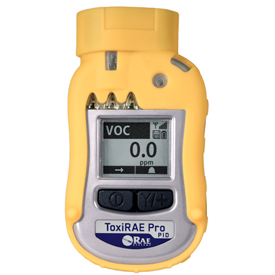 ToxiRAE Pro PID Personal Monitor for Volatile Organic Compounds (PGM-1800) from RAE Systems by Honeywell