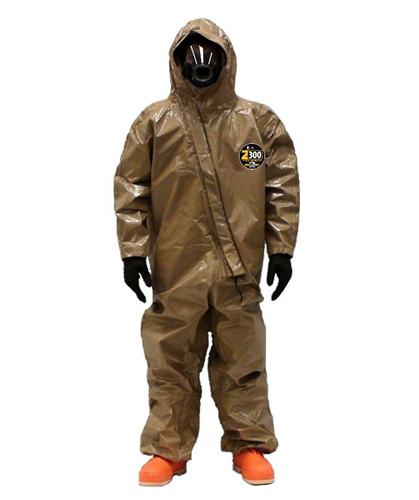 Zytron 300 NFPA Certified Coverall from Kappler
