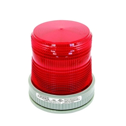 Fixed System Red Beacon Strobe Light from RKI Instruments