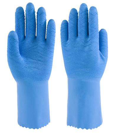 Assurance Fully Coated Latex Gloves