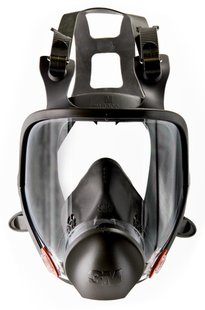 Full Facepiece Reusable Respirator (Large) from 3M