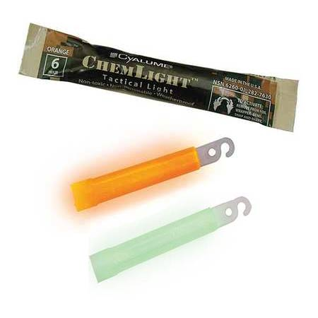 "4"" ChemLight Light Sticks 9-74780 , 9-76300"